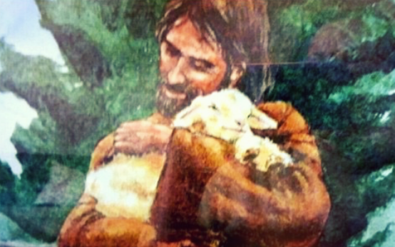 On sheep, daddy issues & having no need for a SissyJesus